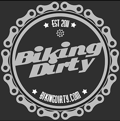 Biking Dirty mountain bike shop Dublin