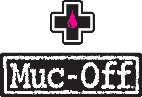 Muc-Off supporting series sponsors