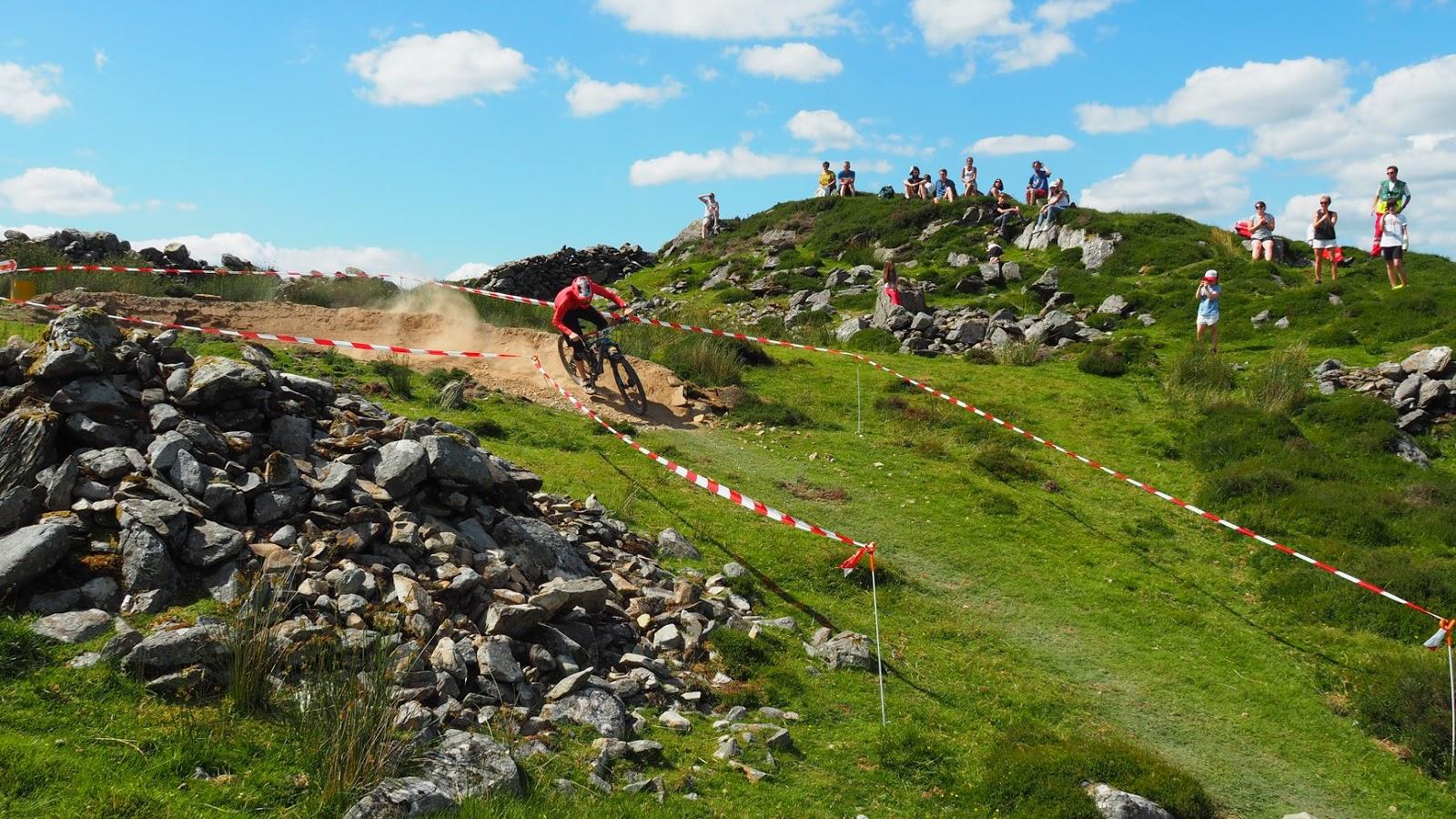 Round 4 Killarney mountain bike race venue